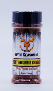 Wyld Seasoning Frontier Cabin Chili Mix 8 oz.