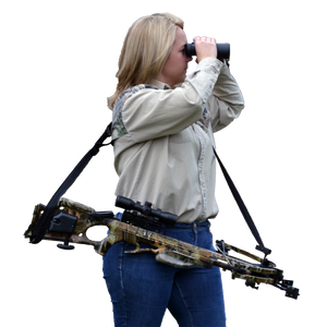 Cross Bow Carry™ Sling Riser Mount