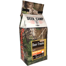 Deer Tracks Hazelnut™  Medium Roasted Ground Coffee 12 oz. - Buck Baits