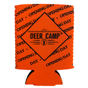 Opening Day™ Deer Camp® Cooler Comrade™ (Orange | Black)