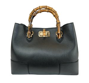 The Natalia (Black) Businesses Handbag