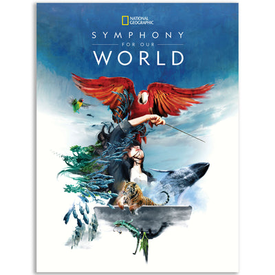 Symphony for Our World Tour Poster