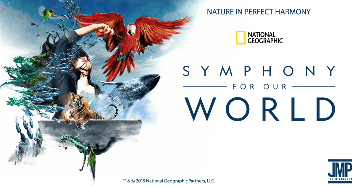 Schedule - National Geographic: Symphony for Our World