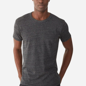 Unisex Tri-Blend Short Sleeve Track Shirt