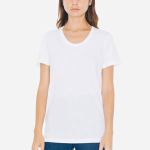 Women's Poly-Cotton T-Shirt