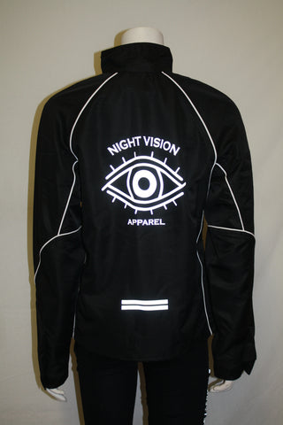 Night Vision Eye Womens Wind Breaker