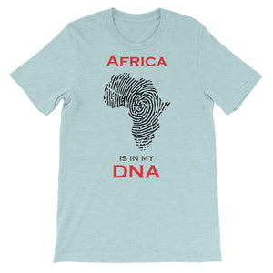 Africa Is In My DNA T-Shirt