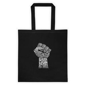 All Souls Are Sacred - Byram Lyon Cemetery Tote bag
