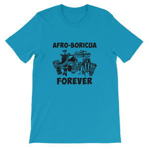 Afro-Boricua Forever - Puerto Rico Heritage T-Shirt