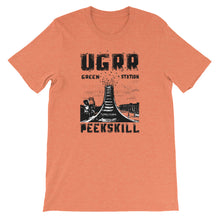 Underground Railroad (UGRR) Peekskill Green Station Tracks T-Shirt