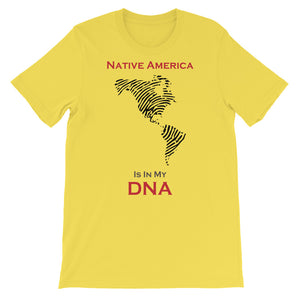 Native America Is In My DNA T-Shirt