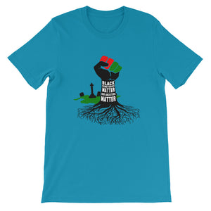Black Cemeteries Matter T-Shirt