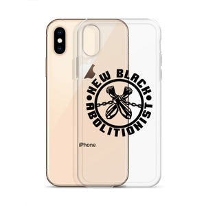 New Black Abolitionist iPhone Case