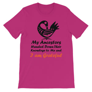 My Ancestors' Knowledge T-Shirt