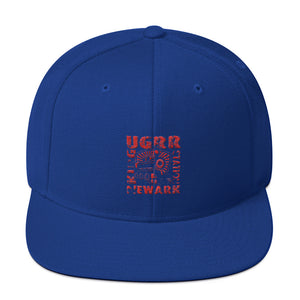 UGRR King Station Newark Embroidered Hat