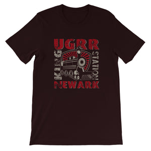 Underground Railroad (UGRR) Newark King Station T-Shirt