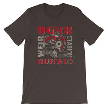 Underground Railroad (UGRR) Buffalo Weir Station T-Shirt