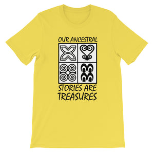 Our Ancestral Stories Are Treasures T-Shirt