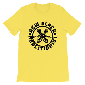 New Black Abolitionist T-Shirt
