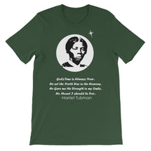 Harriet Tubman Quote T-Shirt