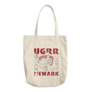 UGRR King Station Newark Tote Bag