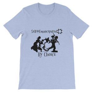 Self-Emancipated By Choice - Runaway Slave T-Shirt