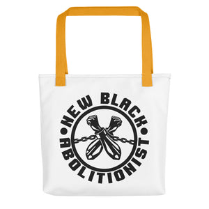New Black Abolitionist Tote bag
