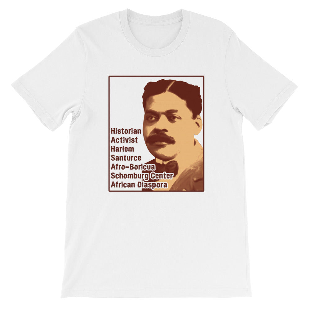 Schomburg Center Tribute T-Shirt