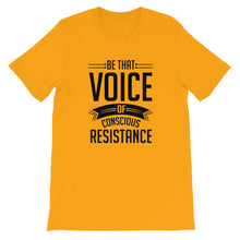 Voice of Conscious Resistance T-Shirt
