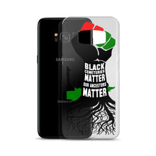 Black Cemeteries Matter Android Phone Case