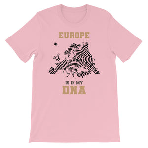Europe Is In My DNA T-Shirt