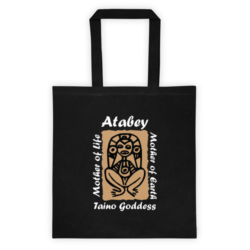 Atabey Taino Goddess Tote bag