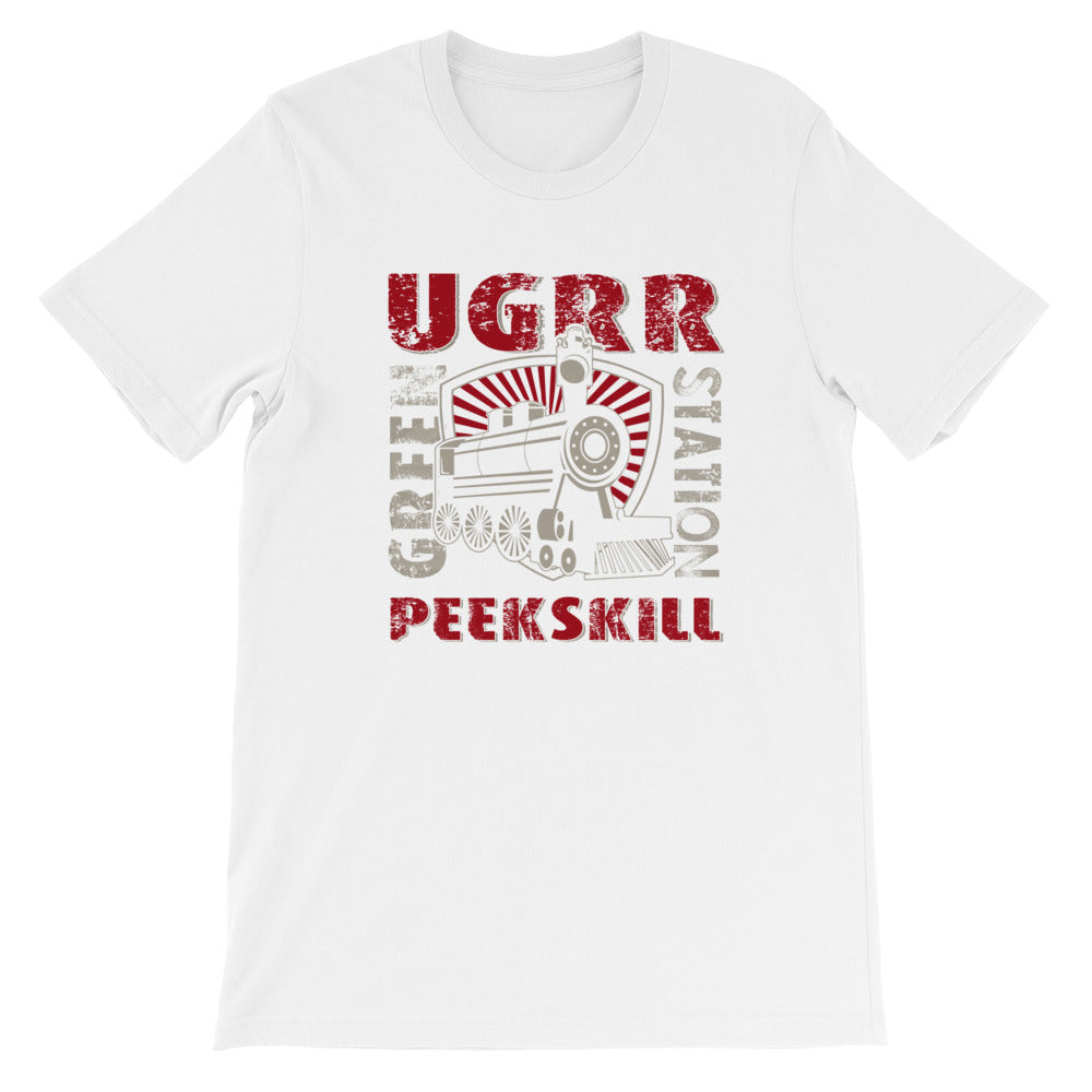 Underground Railroad (UGRR) Peekskill Green Station T-Shirt