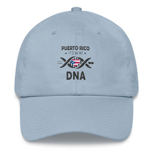 Puerto Rico Is In My DNA - Puerto Rican Ride Hat