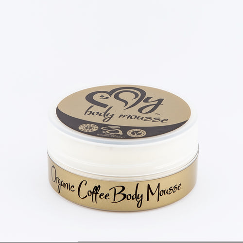 My Organic Coffee Body Mousse