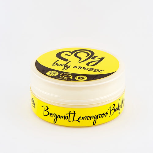 Lemongrass Bergamot Body Mousse