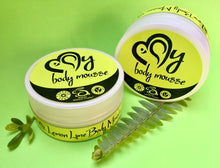 lemon lime body mousse