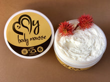 RAW body mousse