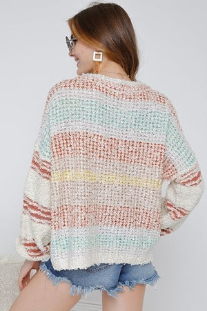 Rust Color Sweater
