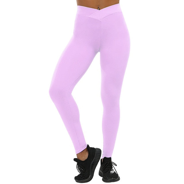 Candy Colored Basic Leggings