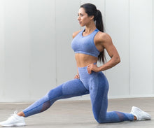 Energy Fit Leggings In Blue