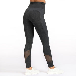 Energy Legging Black / Gray Fit