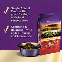Zignature Limited Ingredient Lamb Formula Dry Dog Food