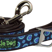 Cycle Dog Blue Space Dots Leash