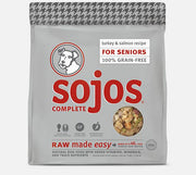 Sojos Complete Senior Food Turkey & Salmon Recipe