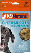 K9 Natural Healthy Bites Freeze Dried Green Mussels Dog Treats