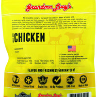 Grandma Lucy's Freeze Dried Chicken - Single Ingredient Treat