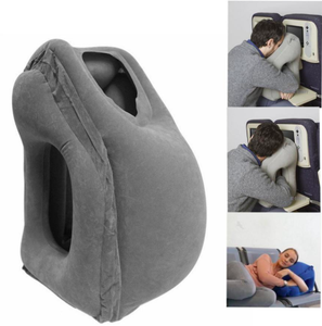 Travel Hero™ Inflatable Travel Pillow Designed by Chiropractors