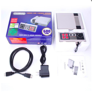 NES Retro Gaming Console With 600 Games Built In