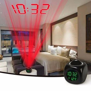 Futurae The Revolutionary Projection Alarm Clock
